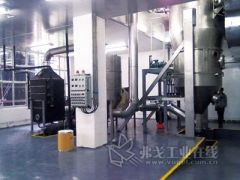 BXFG(间歇式)闭路循环沸腾干燥机