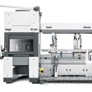 冲床实现了高效率组件生产与装配
