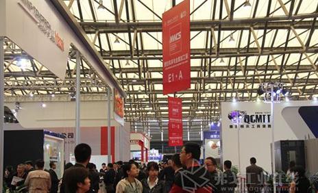 2014数控机床与金属加工展(MWCS)于上海火热开启