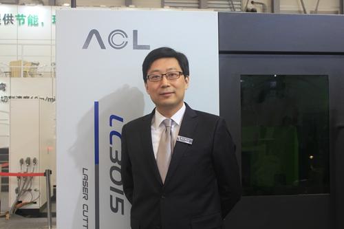 2014IAS访力丰集团总经理王鹤龄先生