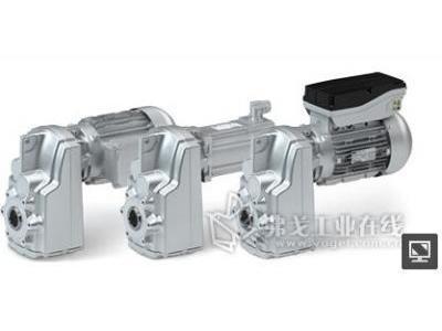 Lenze g500-S 小侧隙斜齿轮减速机