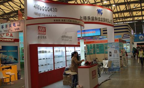 上海乐兹盛装亮相2014ES