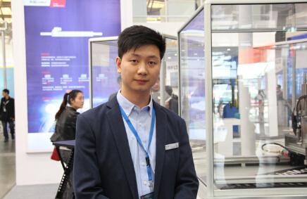 2014IAS 访科瑞集团产品经理 刘勇先生