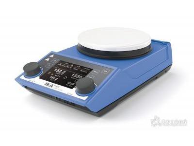 IKA加热磁力搅拌器RET control-visc white