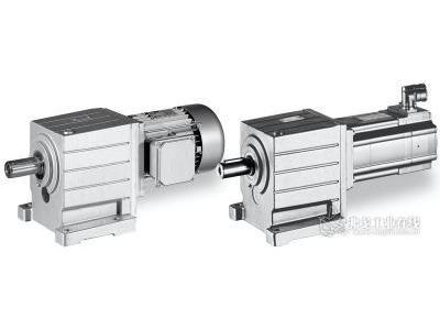 Lenze GST 斜齿轮减速机