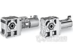 Lenze GSS 圆柱斜齿轮蜗轮蜗杆减速机