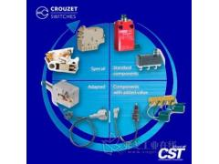 Crouzet Switches专注于设计大电流和低电流速动开关