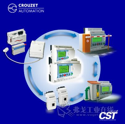 Crouzet Automation,机电,电子技术,软件工程,cst