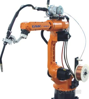 广州数控设备rh06焊接机器人