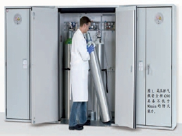 用气实验室的安全卫士