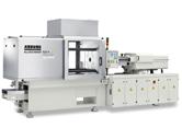 在NPE2015中展示的全电动Allrounder 520 A注塑机满足了医疗部件生产的高质量标准要求。该不锈钢的机器将在大约4.8s的循环时间内生产出64个吸管尖(图片来自阿博格)