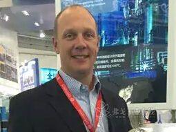 2015 cippe 卡勒克公司全球化工行业负责人Bill Ruhl先生