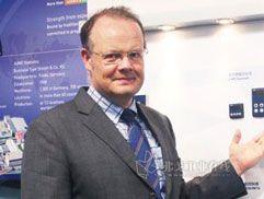 久茂自动化(大连)有限公司总裁史蒂芬·戴特(Stefan Dette)先生
