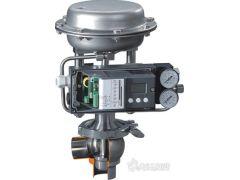 派沃WSL系列   卫生级气动角型调节阀