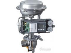 WSL系列卫生级气动角型调节阀