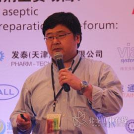制药行业专家 何明先生
