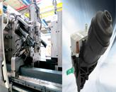 2015恩格尔无拉杆应用技术奖被授予Hengst:为生产滤油器模块而完美地利用了无拉杆模具区域,从而有助于采用不同的方法使这项应用非常高效(左图来自恩格尔,右图来自Hengst)