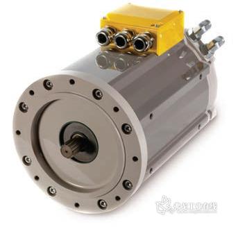 派克汉尼汾gvm混合动力汽车和纯电动汽车用高性能电机