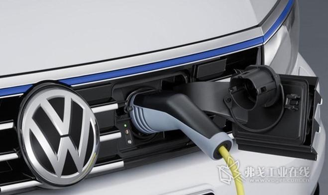 大众汽车正在研发机器人充电系统
