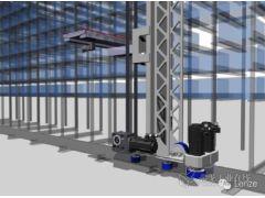 【案例分享】Lenze伺服产品在高速堆垛机上的应用