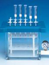 水中多氯联苯类的固相萃取
