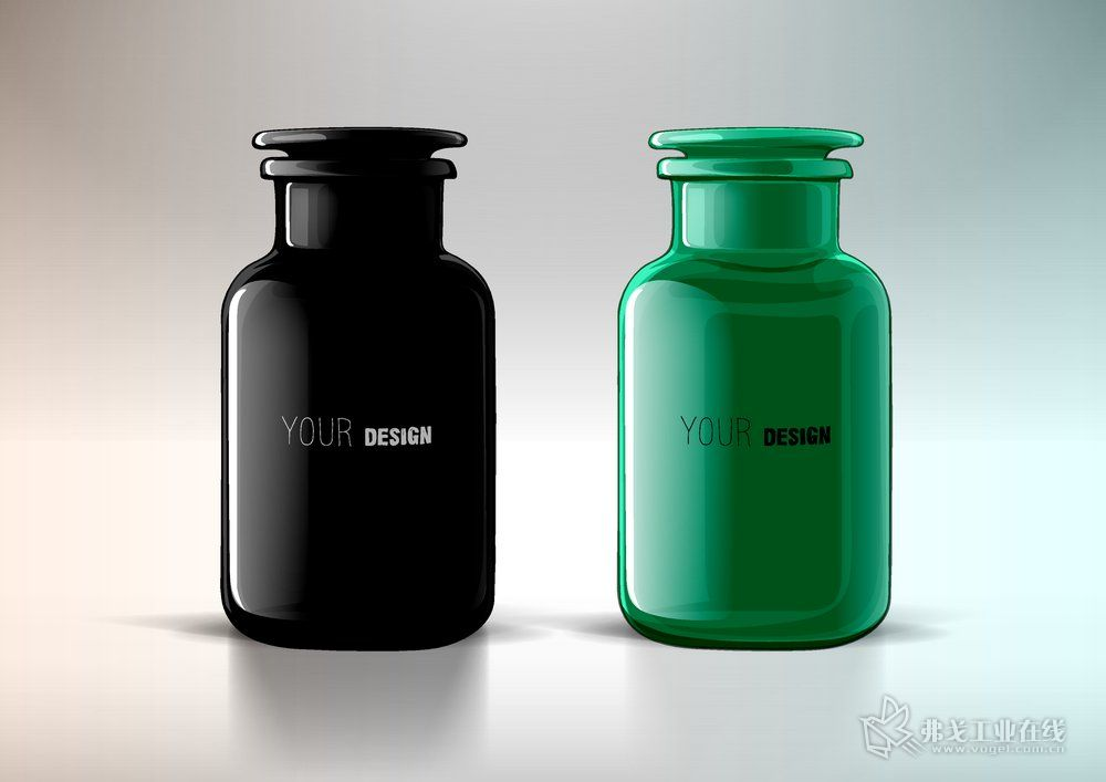 360度无定向的包装瓶检验