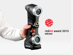 便携式 3D 扫描仪:HANDYSCAN 3D