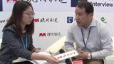 2015CeMAT访德马泰克国际贸易(上海)有限公司市场战略及业务拓展部总监王悦