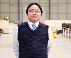 顾海清 诺威起重设备(苏州)有限公司总经理