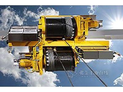 LNG葫芦—应用于 LNG 检修和吊装泵