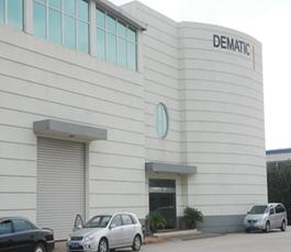 德马泰克苏州工厂 德马泰克物流系统(苏州)有限公司