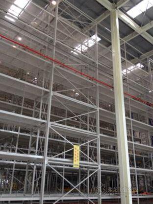奇瑞捷豹路虎常熟车身立体库     接下来,该立体化仓库可以根据生产