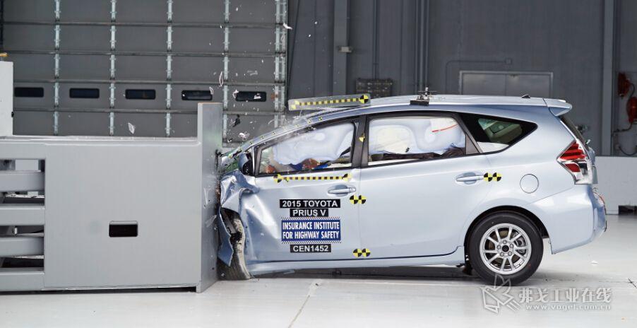 汽车碰撞测试的未来技术发展趋势 汽车零部件2016年 第3期高清图片