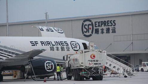 """顺丰提升运力 开通""""昆明=杭州""""全货机运输航线"""