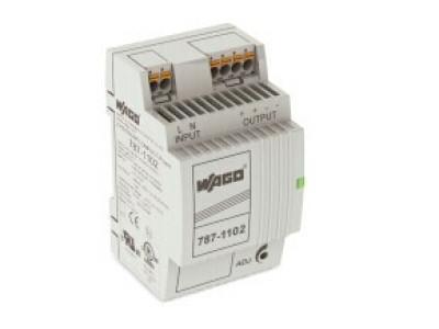 EPSITRON®紧凑型电源配备了采用直插型笼式弹簧连接技术的picoMAX®接插式连接器