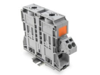 适用于185 mm²大电流接线端子的新型等电位插头