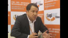 2016LogiMAT访德马泰克市场战略与业务拓展部总监王悦先生