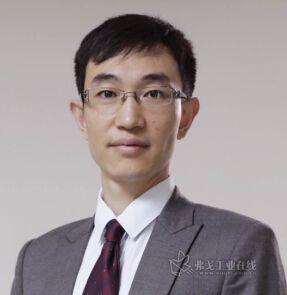 青岛科捷副总经理刘鹏先生