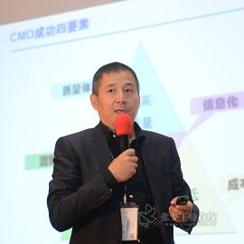 杭州澳亚生物技术有限公司董事长 黄少峰先生