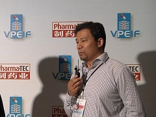 2016弗戈制药工程国际论坛采访诺脉科国际贸易有限公司 中国区总经理 崔学贤