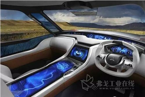 硬件根据功能,车载信息系统大致可以分为三大模块:导航,影音娱乐和车