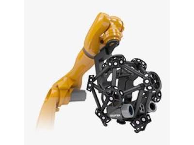 机器人搭载型光学 CMM 3D 扫描仪:METRASCAN 3D R-SERIES
