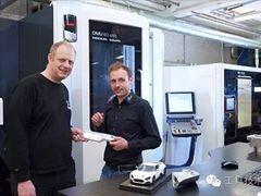 利用DMG MORI自动化系统提高汽车零部件加工效率
