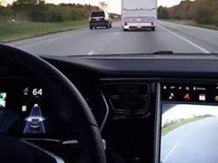 特斯拉Model S致命车祸起因于自动制动系统,非 Autopilot之祸