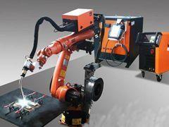KUKA 弧焊机器人在电子行业的应用