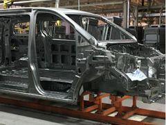 全新图像式追溯方案在上汽大通焊装工艺中首次成功应用