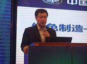 一汽解放有限公司车桥分公司李海明先生发表演讲