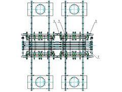 冲压生产线线首对中系统的简化应用