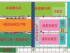 冲压车间规划设计中电动无轨转运车的应用与研究
