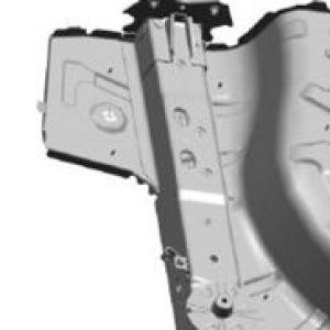 白车身多车型共线柔性生产系统关键技术
